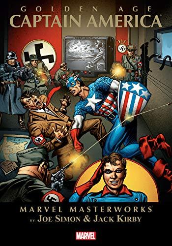Captain America Golden Age Masterworks Vol. 1 (Captain America Comics (1941-1950)) (English Edition)