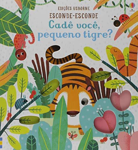 Cadê você, pequeno tigre? - Esconde-Esconde