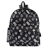 APHT Unisex BTS Zaino Impermeabile Zaino Scuola Borsa Bookbag KPOP Schoolbag Casual Daypacks Laptop Bag Travel Rucksack per A.R.M.Y. CHIMMY Cooky KOYA MANG RJ SHOOKY TATA