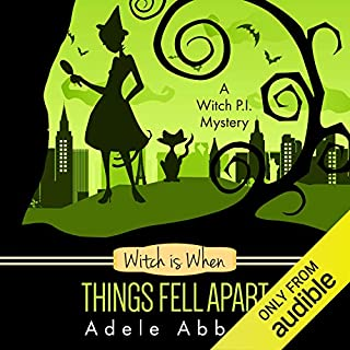 Witch Is When Things Fell Apart audiobook cover art