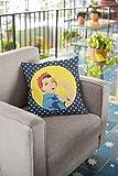 Sp567encer - Cojín femenino femenino, regalo femenino, diseño de Rosie la nieterina