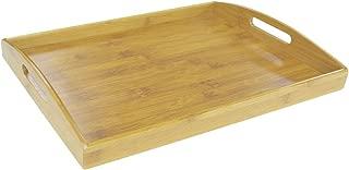 Home Basics ST01034 Serving Tray, Bamboo
