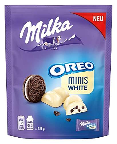 Milka Oreo Minis White (5 x 153g Beutel)