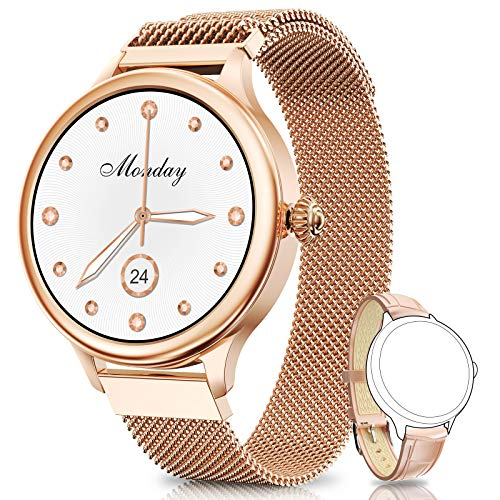 Relojes Mujer Inteligente Marca NAIXUES