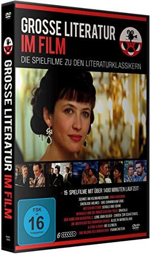 Große Literatur im Film Deluxe Box - 15 Filme-Edition [6 DVDs]