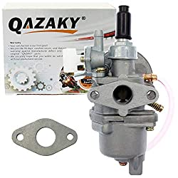 """✪ Original high quality brand new """"QAZAKY"""" parts, 100% tested before sending out, please check for the details to make sure this part will fit. ✪ For 43cc - 47cc 49cc 2-stroke engines mini moto, atv, quad, scooter, go kart, moped, chopper, brush cutt..."""
