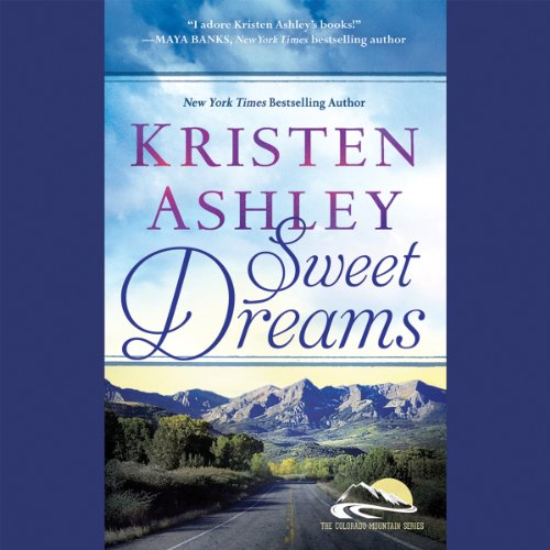 Sweet Dreams audiobook cover art