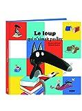 Le Loup qui n'aimait pas lire (grand format) - AUZOU EDITIONS - 09/03/2017
