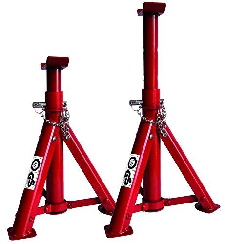 VIP 0842034511284 Cavalletto pieghevole, rosso