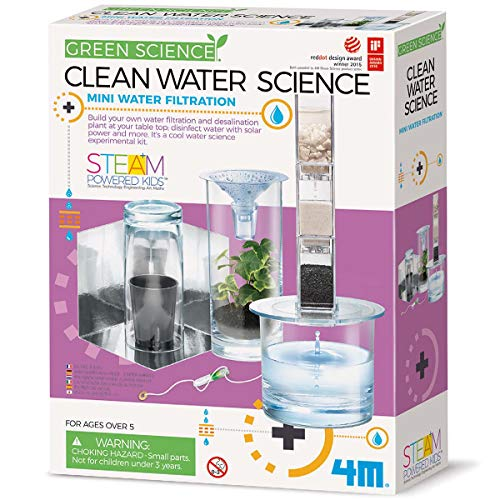 Clean Water Science STEM Set