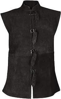 renaissance leather jerkin
