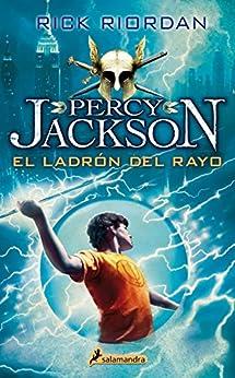 El ladrón del rayo (Percy Jackson y los dioses del Olimpo 1) PDF EPUB Gratis descargar completo