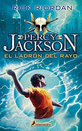 Amazon.com: El ladrón del rayo (Percy Jackson y los dioses del ...