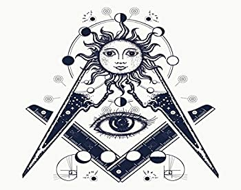 Best masonic tattoo Reviews