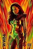 Lionbeen Wonder Woman 1984 - Movie Poster - Filmplakat 70 X
