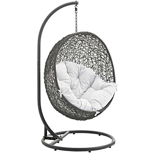 Outdoor Patio Lounge Egg Swing Chair