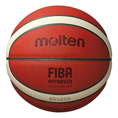 Molten Basketball-B7G5000 orange/Ivory 7