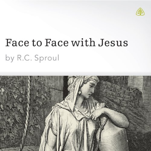 Face to Face with Jesus copertina