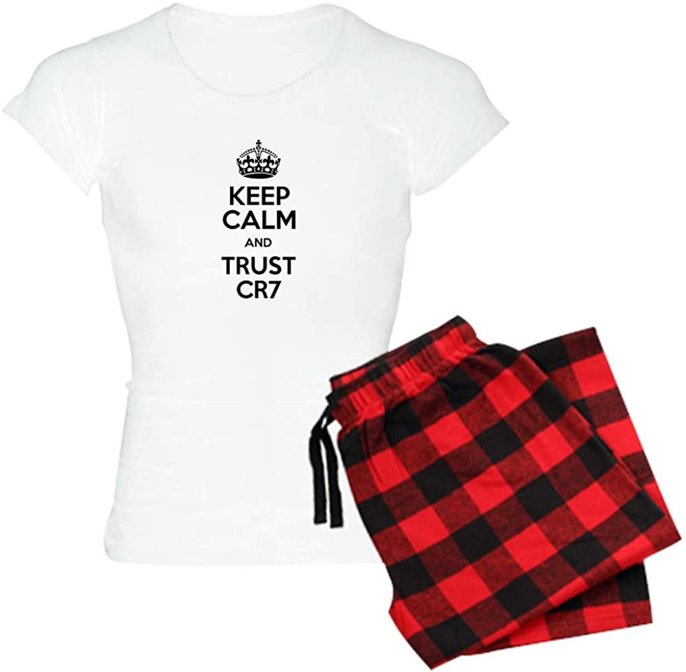 unisex CafePress At the price of surprise Keep Calm and Trust Pajamas PJs Women's CR7