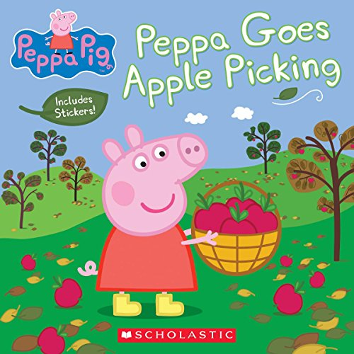 Peppa Goes Apple Picking Book For $0.98 From Amazon