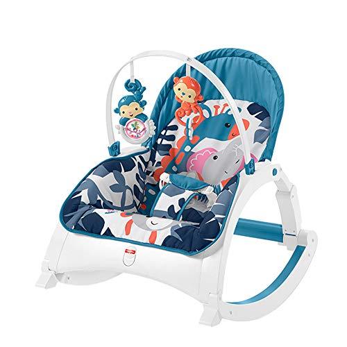 Baby schommel stoel, kan multi-functionele draagbare schommelstoel zitten en liggen geschikt voor familie en outdoor reizen