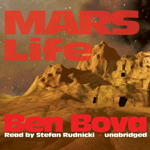 Mars Life  audiobook cover art