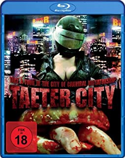 Taeter City (2012) [ Blu-Ray, Reg.A/B/C Import - Germany ]