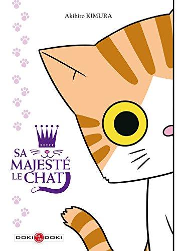 Sa majesté le chat - Planche de stickers offerte