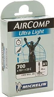 Michelin Aircomp UL 700c x 18-23mm 40mm PRESTA valve tube