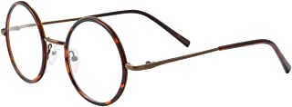 Best big round thin glasses Reviews