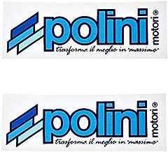 Autocollant Polini Blue Line 16x6 cm