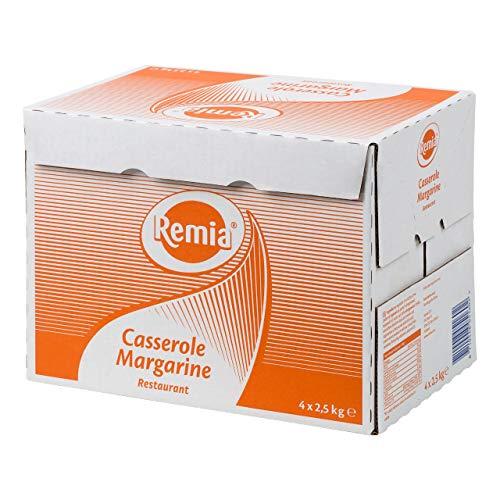Remia Margarine-Kasserolle 4 Schalen x 2,5 Kilo