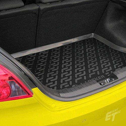 Eight Tec Handelsagentur (Fahrzeugtyp wählbar) Kofferraumwanne Passend für BMW 1er F20 5-Türer Bj. Ab 2011