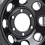 Pro Comp Steel Wheels Series 97 Wheel with Gloss Black Finish (15x10'/6x5.5')
