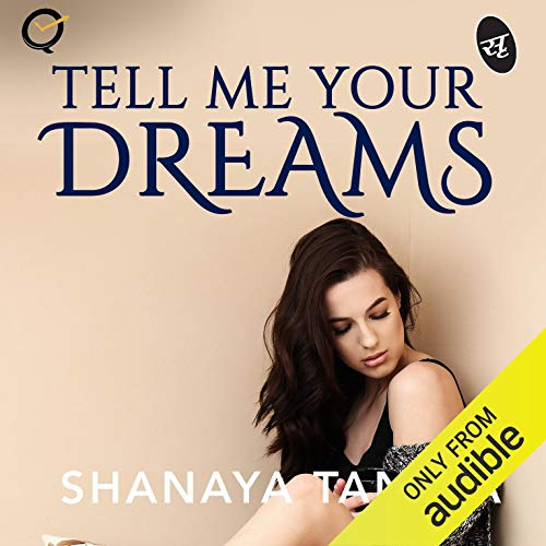 Tell Me Your Dreams cover art