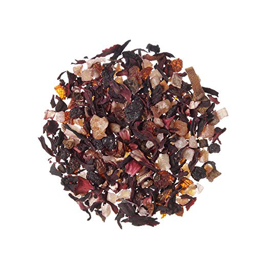 TEA SHOP - Cocktail de Frutas - Infusiones a granel - 1kg