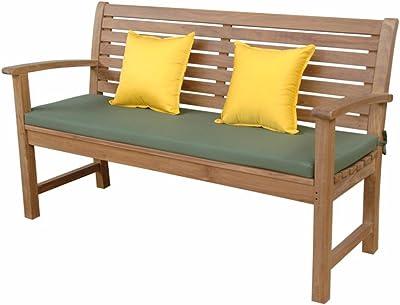 Amazon Com Suncast 50 Gallon Patio Bench With Storage