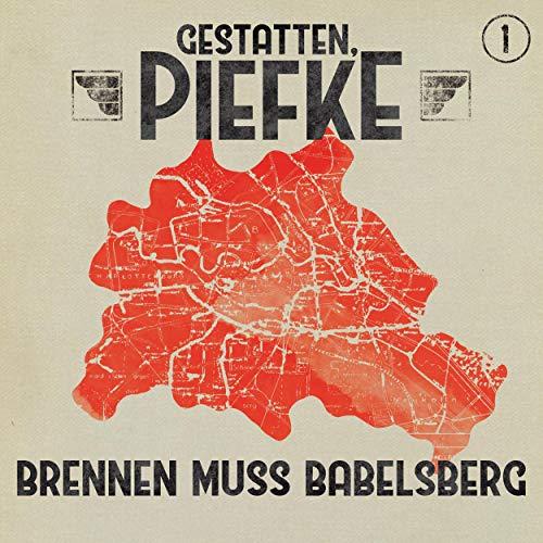 Brennen muss Babelsberg  By  cover art