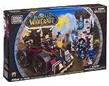 Mega Bloks 91026 World of Warcraft Demolisher Attack, 299 Pezzi