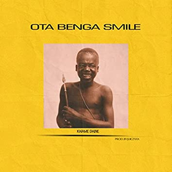 Ota Benga Smile