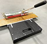 MantisTol LVT-331 13' Pro Vinyl floor cutter for VCT,LVT, PVC, LVP, WPC and Rigid Core Vinyl Plank.Best Buy!