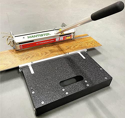 "MantisTol LVT-331 13"" Pro Vinyl floor cutter for VCT,LVT, PVC, LVP, WPC and Rigid Core Vinyl Plank.Best Buy!"