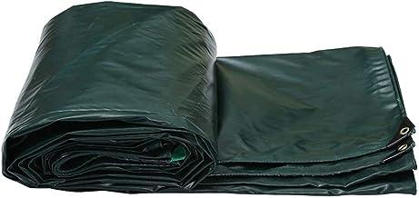 Zeildoek Waterdicht Heavy Duty Pl & aacute; stico Coating Tarpaulin Tarp Grondzeil Covers Tent Heavy Duty Zonwering Helder...