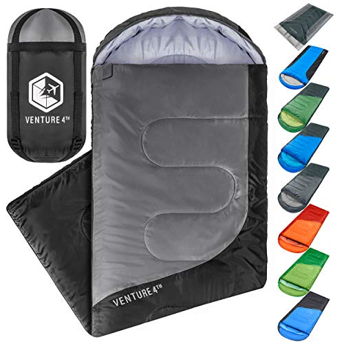 VENTURE Backpacking Sleeping Bag