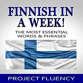 Finnish in a Week cover art