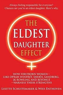 The Eldest Daughter Effect: How Firstborn Women – like Oprah Winfrey, Sheryl Sandberg, JK Rowling and Beyoncé – Harness their Strengths