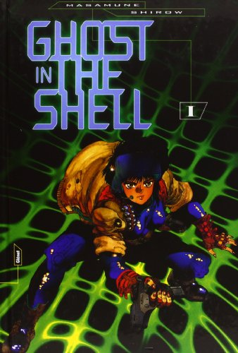 Ghost in the shell - Tome 01