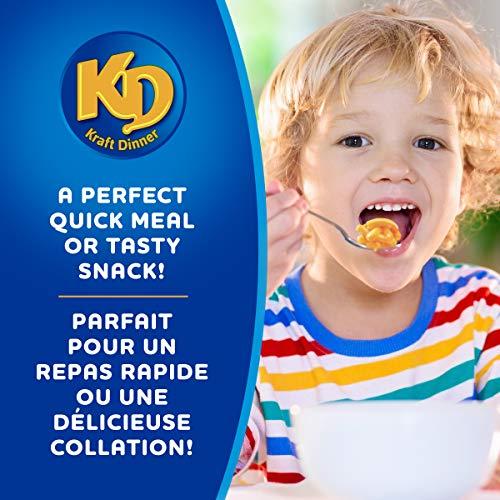 4 Boîte 225g de Kraft Dinner Original - Macaroni au Fromage - 3