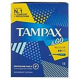 Tampax & Go Regular Tamponi - 18 Pezzi