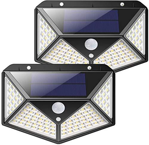 foco solar exterior fabricante ANNA TOSANI